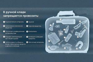 Правило перевозки багажа