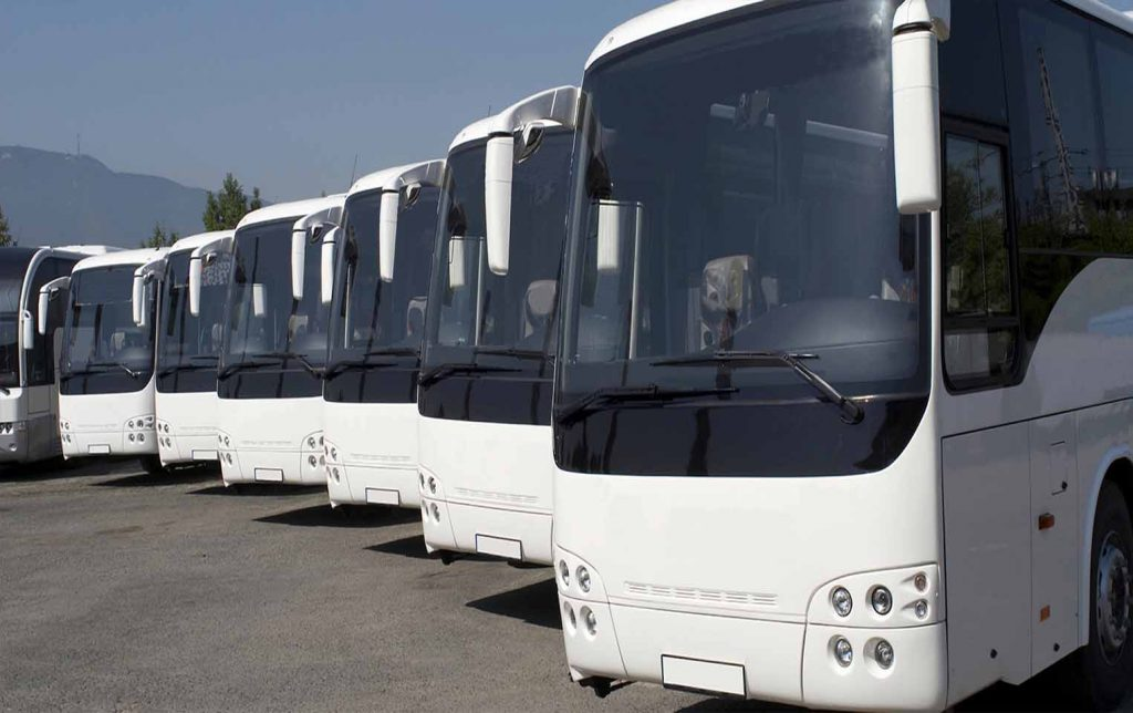 Автобус для туристических поездок