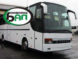 Аренда автобуса SETRA в Калинковичи