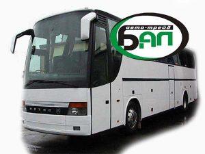 Аренда автобуса SETRA в Мозыре